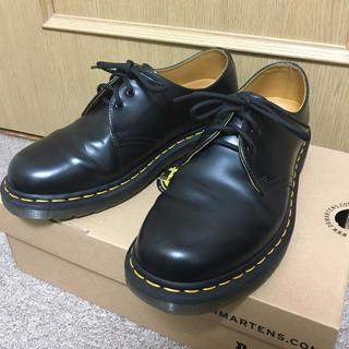 Dr.Martens - ドクターマーチン 3ホール短靴 黒