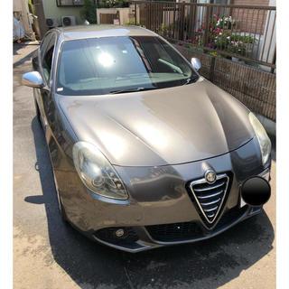 Alfa Romeo - アルファロメオ ジュリエッタ コンペツィオーネ 【カロッツェリアナビ付き】