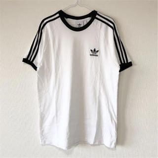 アディダス(adidas)のスリーストライプスTシャツ 3STRIPES TEE アディダスオリジナルス(Tシャツ/カットソー(半袖/袖なし))