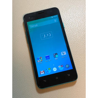 アンドロイド(ANDROID)のUPQ Phone A01X/SIMフリー/格安スマホ(スマートフォン本体)