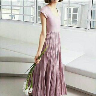 Noble - MARIHA 2019 草原の虹のドレス/ライラック
