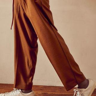 SUNSEA - 新品未使用 yoke 19ss 1tuck wide pants sサイズ