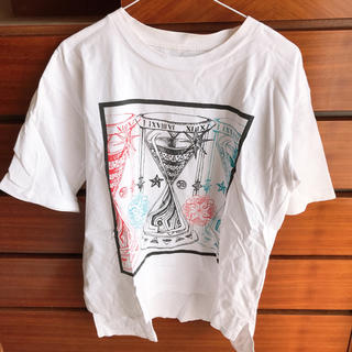 AAA - 末吉秀太 Tシャツ【白】