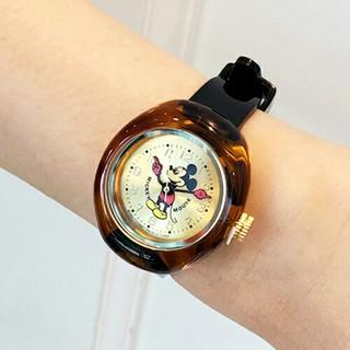 ドアーズ(DOORS / URBAN RESEARCH)の【美品】アーバンリサーチドアーズ ミッキー腕時計(腕時計)