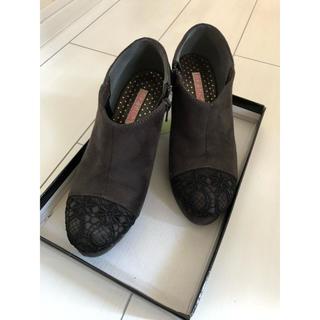 リズリサ(LIZ LISA)のLIZLISA ブーツ(ブーティ)