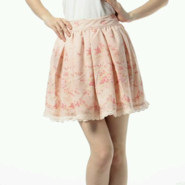 LIZ LISA(リズリサ)のリズリサ*メリーゴーランドスカート レディースのスカート(ひざ丈スカート)の商品写真