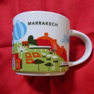 スターバックスコーヒー(Starbucks Coffee)のスタバ マグカップ 海外限定 モロッコ(その他)