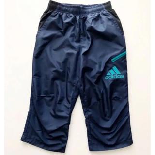 アディダス(adidas)の新品 3888円の品 アディダス CLIMA 3/4 パンツ 130 ネイビー(パンツ/スパッツ)