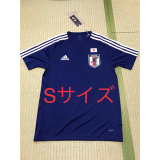 アディダス(adidas)の新品 日本代表 レプリカ Tシャツ(Tシャツ/カットソー(半袖/袖なし))