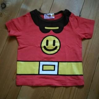 バンダイ(BANDAI)のanpanpanさん専用 アンパンマン 半袖Tシャツ マント 80(Tシャツ)