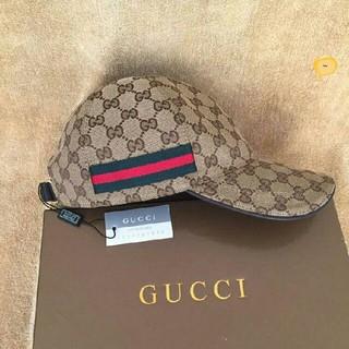 Gucci - ◆gucci グッチキャップ