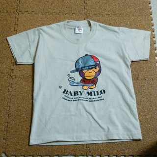 アベイシングエイプ(A BATHING APE)のA BATHING APE 半袖Tシャツ 綿100%(Tシャツ/カットソー)