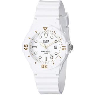 カシオ(CASIO)のCASIO 腕時計 ホワイト 白 (腕時計(アナログ))