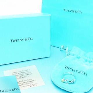 ティファニー(Tiffany & Co.)の未使用 ティファニー フラットワイヤーリング10号(リング(指輪))