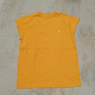 チャンピオン(Champion)のチャンピオン Tシャツ イエロー champion(Tシャツ/カットソー(半袖/袖なし))