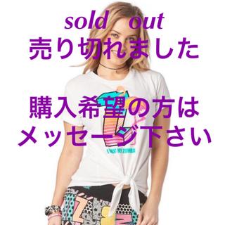 Zumba - ZUMBA☆ズンバ☆Tシャツ☆大人気☆M size☆