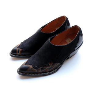 ヨウジヤマモト(Yohji Yamamoto)のBED j.w. FORD Western shoes(ブーツ)