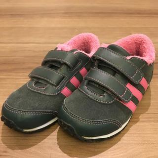 アディダス(adidas)のキッズ用 スニーカー アディダス 子供靴 15センチ(スニーカー)