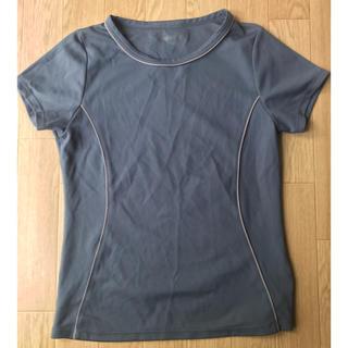ジーユー(GU)のスポーツTシャツ(ウェア)
