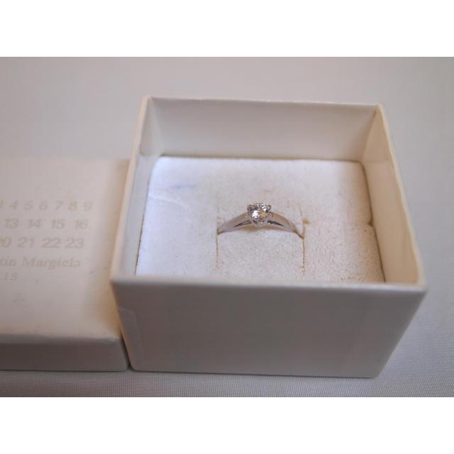 Maison Martin Margiela(マルタンマルジェラ)のマルジェラ エンゲージリング 指輪 レディースのアクセサリー(ネックレス)の商品写真