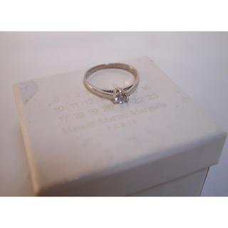 マルタンマルジェラ(Maison Martin Margiela)のマルジェラ エンゲージリング 指輪(ネックレス)
