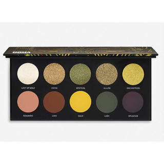 セフォラ(Sephora)のUOMA BEAUTY Black Magic Colour Palette(アイシャドウ)