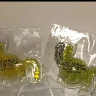 バックナンバー(BACK NUMBER)のお値下げ☆back number ガチャガチャ キーホルダー 2個セット(ミュージシャン)