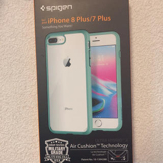 Spigen - spigeniPhone7/8plusケース