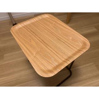 ムジルシリョウヒン(MUJI (無印良品))の無印良品 サイドテーブル(コーヒーテーブル/サイドテーブル)