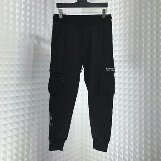 ヨウジヤマモト(Yohji Yamamoto)の新モデル 人気 Y-3 ヨウジヤマモト パンツ カジュアルパンツ(ワークパンツ/カーゴパンツ)