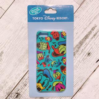 Disney - ディズニー ドナルド iPhoneケース