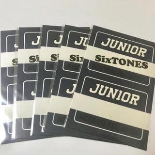 ジャニーズJr. - SixTONES ステッカー