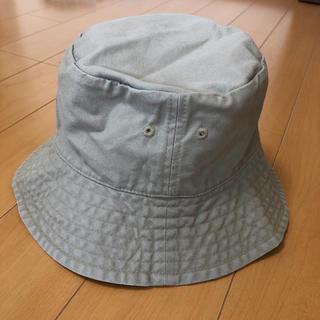 ユニクロ(UNIQLO)のリバーシブル ハット 帽子(ハット)