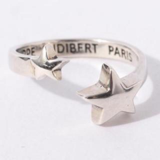 フィリップオーディベール(Philippe Audibert)の新品JC別注PHILIPPE AUDIBERTスターリング(リング(指輪))
