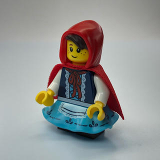 Lego - 【新品】LEGO ミニフィグ 赤ずきんちゃん 1体