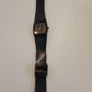 スカーゲン(SKAGEN)の【どーも君さま専用】スカーゲン レディース 腕時計 ダークブラウン(腕時計)