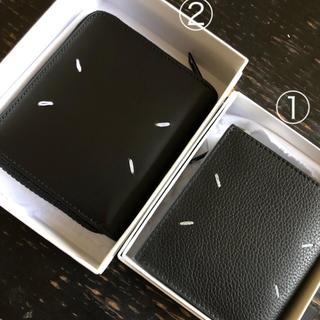 マルタンマルジェラ(Maison Martin Margiela)のメゾンマルジェラ ウォレット ②(折り財布)