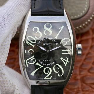 フランクミュラー(FRANCK MULLER)のFRANCK MULLERCrazy Hours乱舞腕時計(腕時計(アナログ))