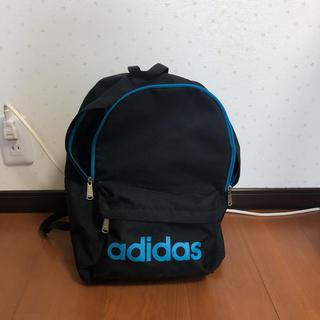 アディダス(adidas)のadidas 青 リュック(リュック/バックパック)