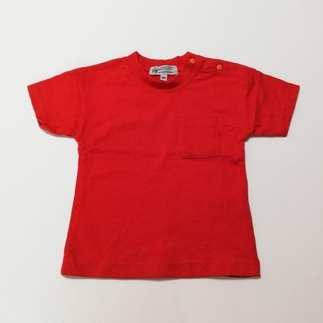 MARKEY'S(マーキーズ)のLSP 新品Tシャツ キッズ/ベビー/マタニティのベビー服(~85cm)(Tシャツ)の商品写真