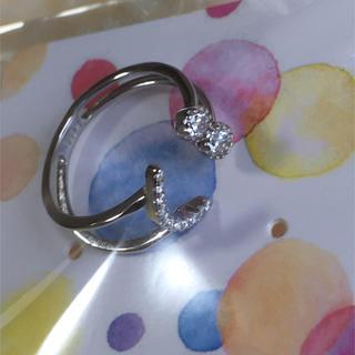 スマイルリング♡♡キュービックジルコニア(リング(指輪))