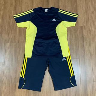 アディダス(adidas)のadidas CLIMACOOLジャージ 半袖T&ハーフパンツ(ジャージ)