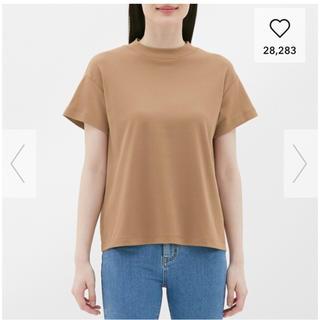 ジーユー(GU)のGU 新品 スムースT (Tシャツ(半袖/袖なし))