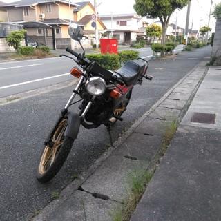 カワサキ(カワサキ)のカワサキ AR50Ⅱ  実動(車体)