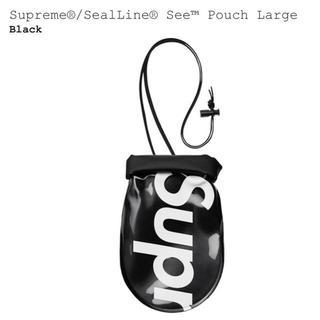 Supreme - supreme  18ss see pouch