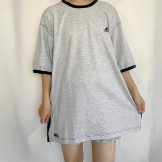 アディダス(adidas)のadidas リンガーTEE(Tシャツ/カットソー(半袖/袖なし))
