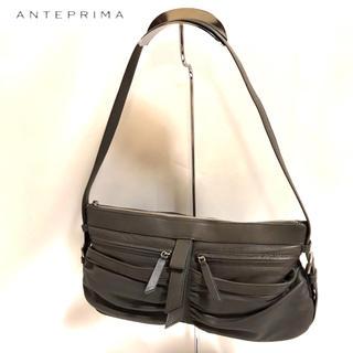 アンテプリマ(ANTEPRIMA)の【正規品】アンテプリマ✨ショルダーバッグ/グレー(ショルダーバッグ)