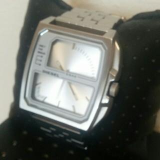 ディーゼル(DIESEL)の【激レアモデル‼】  ディーゼル   腕時計 DZ1411 スクエア (腕時計(アナログ))