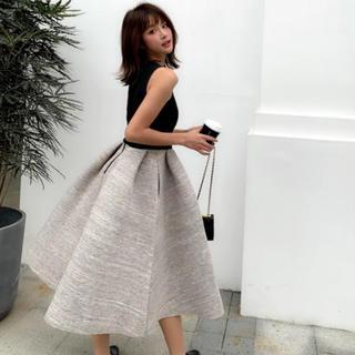 1bf11e5c79a1c ZARA - birthdaybash クルーネックバルーンドレスの通販 by canchan s shop|ザラならラクマ