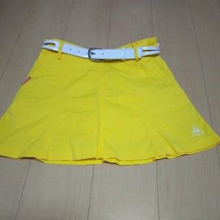ルコックスポルティフ(le coq sportif)のle coq レディースゴルフウエア スカート sizeL(ウエア)